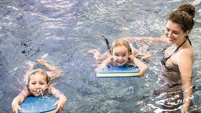 Schwimmkurs-Woche