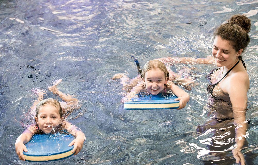 Schwimmkurs für Kinder von 5 bis 7 Jahre