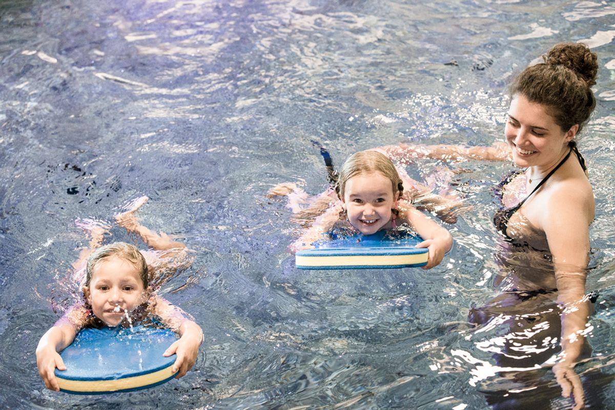 Schwimmkurswoche