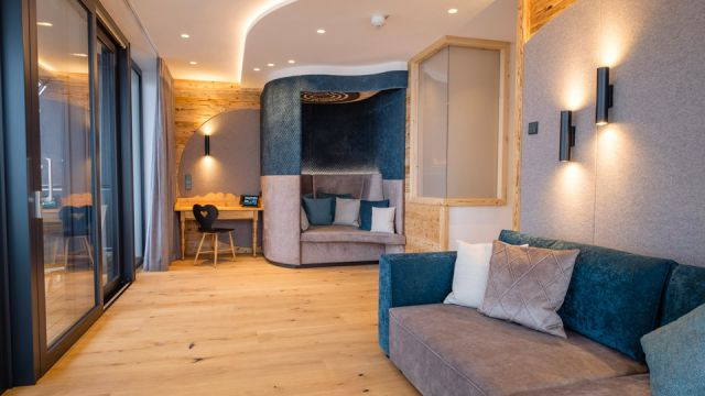 Suiten Hochvogel   100 m² - 4-Raum