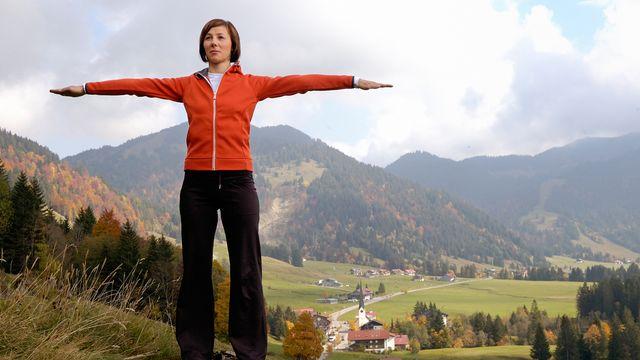 Eine Woche Yoga und Wandern im Allgäu