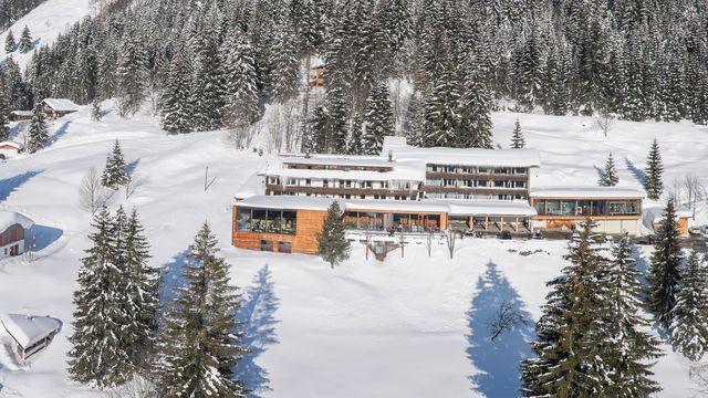 Berg- & Biohotel Ifenblick