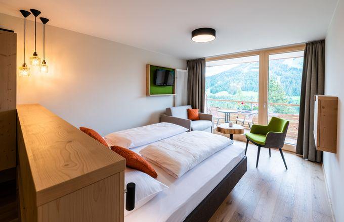 3 Sterne Berghotel Ifenblick - Balderschwang, Bayern, Deutschland