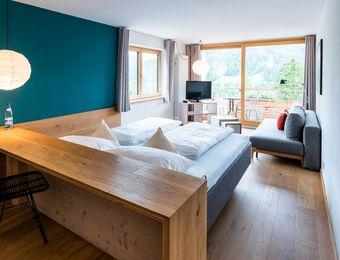 Superior room Hoher Ifen - Berghotel Ifenblick