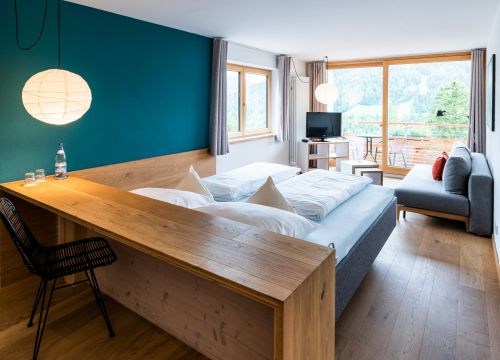 Superior room Hoher Ifen (1/2) - Berghotel Ifenblick