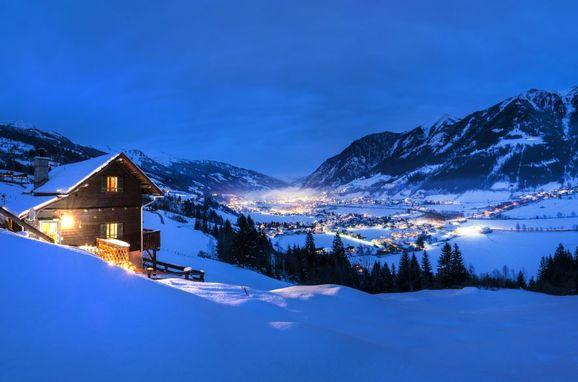 Winter, Koflerhäusl in Bad Hofgastein, Salzburg, Salzburg, Austria