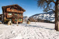 Hütten in Tirol in Österreich