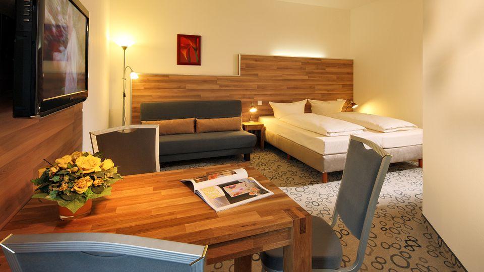 Komfort-Apartment
