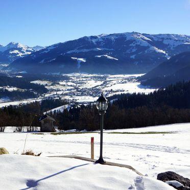 Chalet Alpenblick, Ausblick
