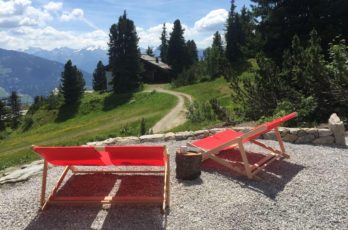 Chalet Hochzillertal, Sommer