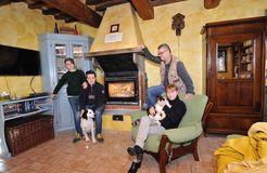 Bio-Agriturismo La Cerqua, Pietralunga (Perugia), Umbria, Italy (12/12)