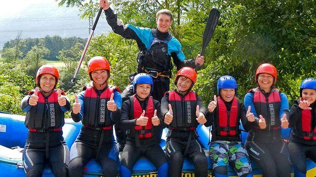 Fun und Action für Teenies und mutige Eltern