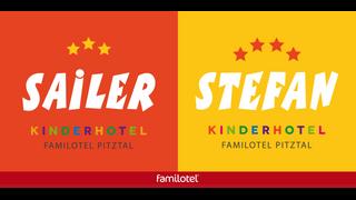 Die 2 Kinderhotels Sailer & Stefan - Logo