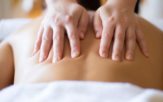 Hotel & Bierbrauerei Garmischer Hof: Massage