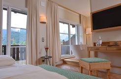 Bio Panorama Deluxe (3/8) - Biohotel & Bierbrauerei Garmischer Hof