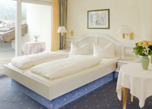 Single Room Superior (1/1) - Biohotel & Bierbrauerei Garmischer Hof