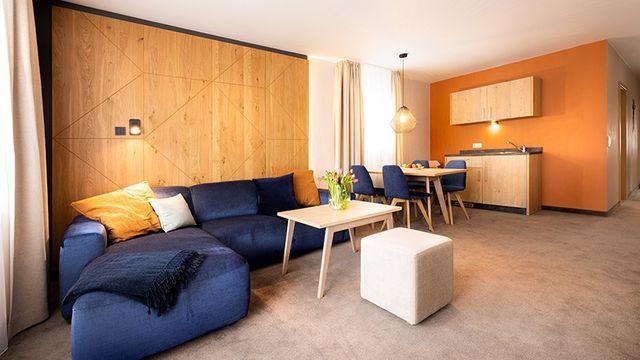Apt. Suite Typ MS | 90 m² - 4-Raum