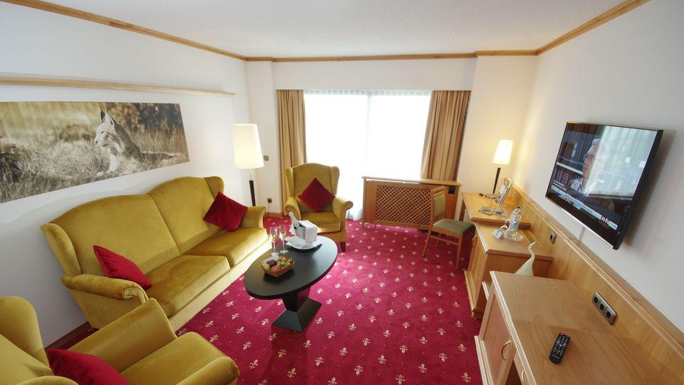 Zimmer Hotel Sonnenhof Lam