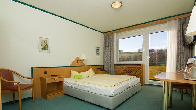 Doppelzimmer | 22 qm - 1 Raum