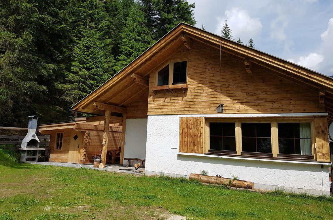 Fleissner Hütte, Summer