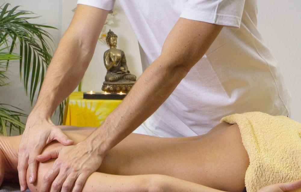 Klassische Massage Ganzkörper 40 min