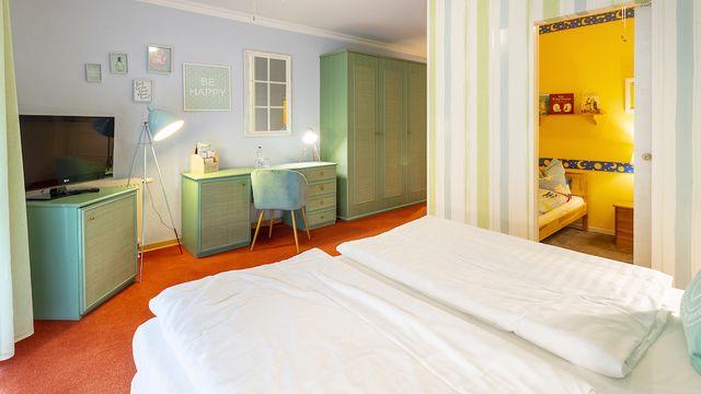 Familienappartement | 32 qm - 2-Raum