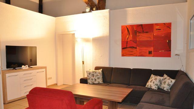 Familienappartement | 120 qm - 4-Raum