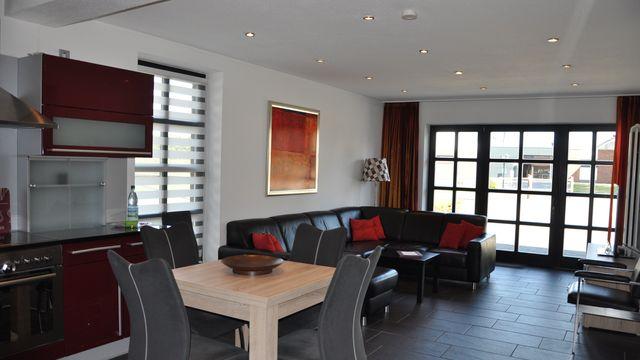 Ginkgo 120 m² - 4 Raum