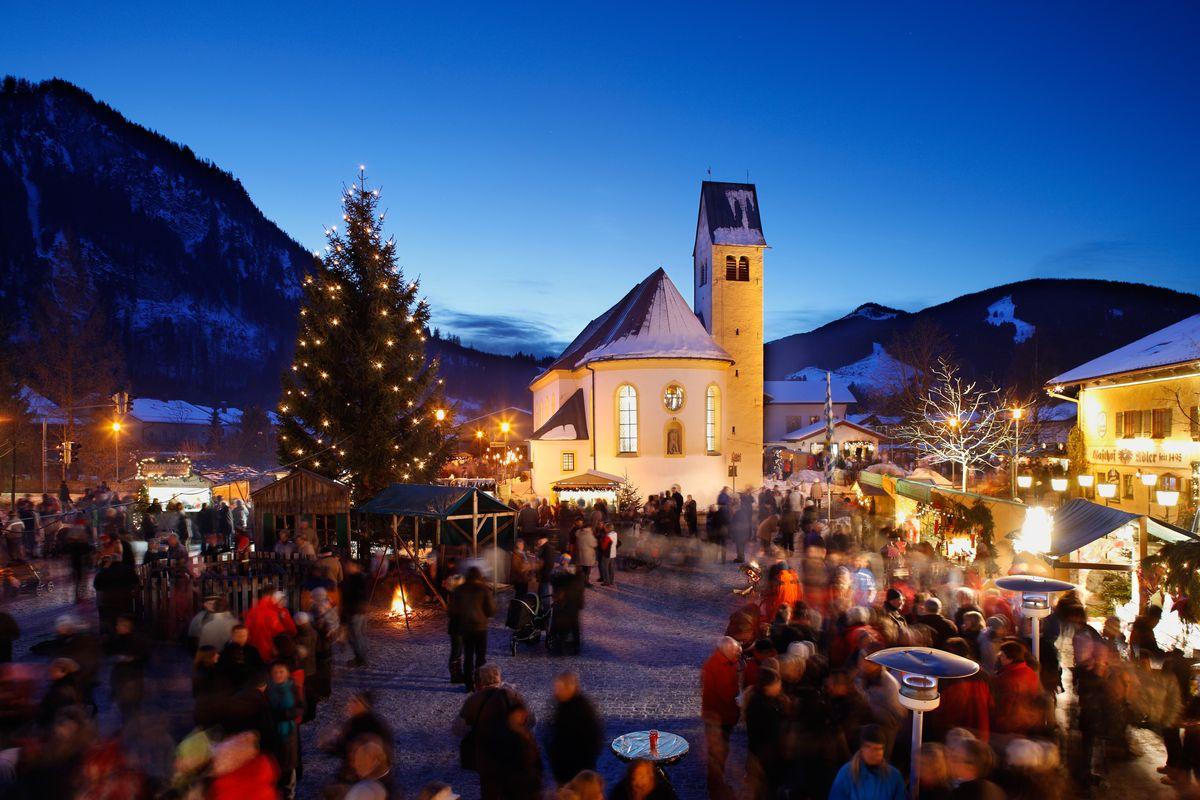 Himmlische Weihnachten im Allgäu ......