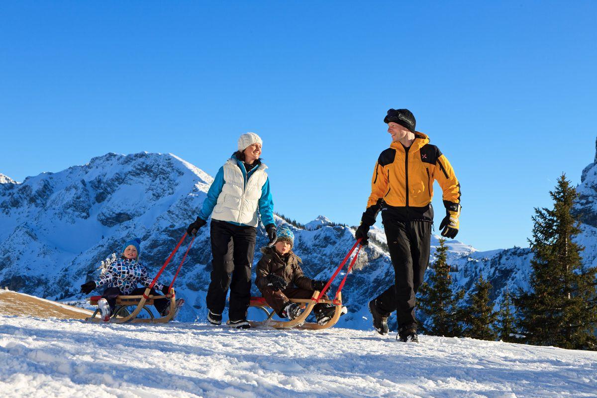 Familien Ski- & Winterfreizeit NEU