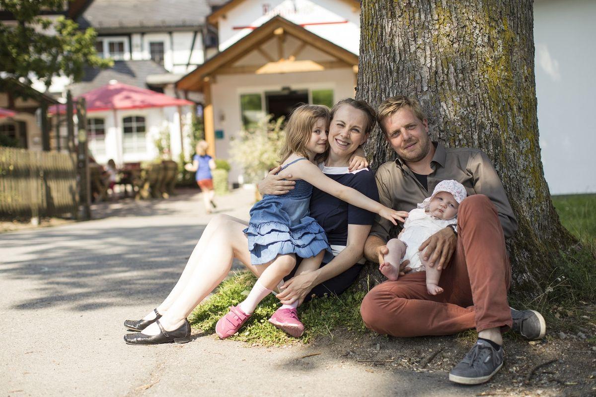 NEU & nur bei uns!!! Fit und gesund mit meiner Familie - Ebbinghof-Akademie