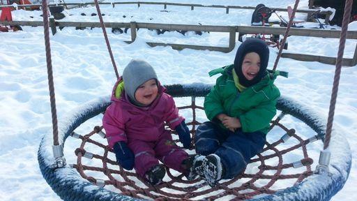 Spaß und Aktion im Schnee und zwar für die ganze Familie | Familotel Ebbinghof