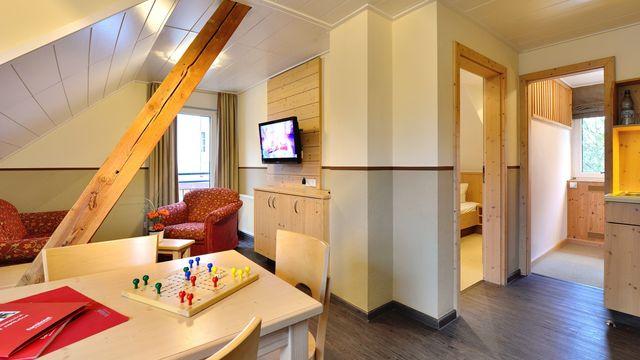 4-Raumappartement Königreich | 74 m²
