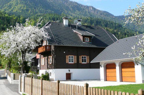 Ferienhaus Almenblick, Sommer