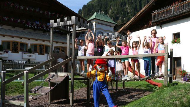 Sommerstart im Alpenhotel Kindl
