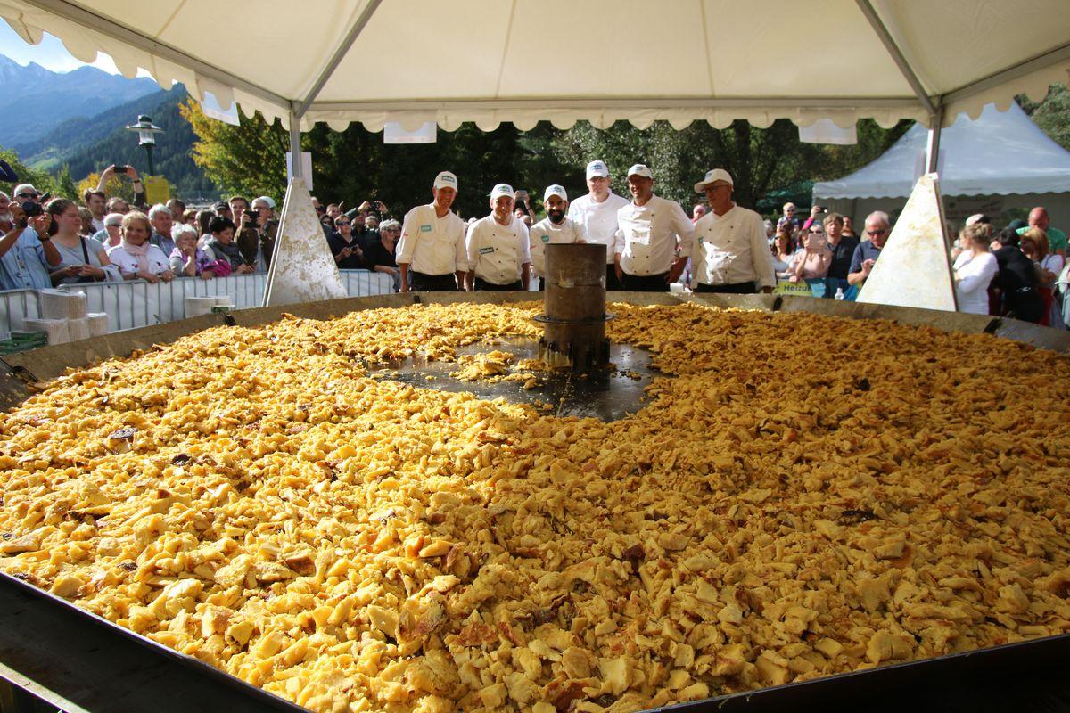 Kaiserschmarren-Fest