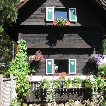 Romantik Hütte, Sommer