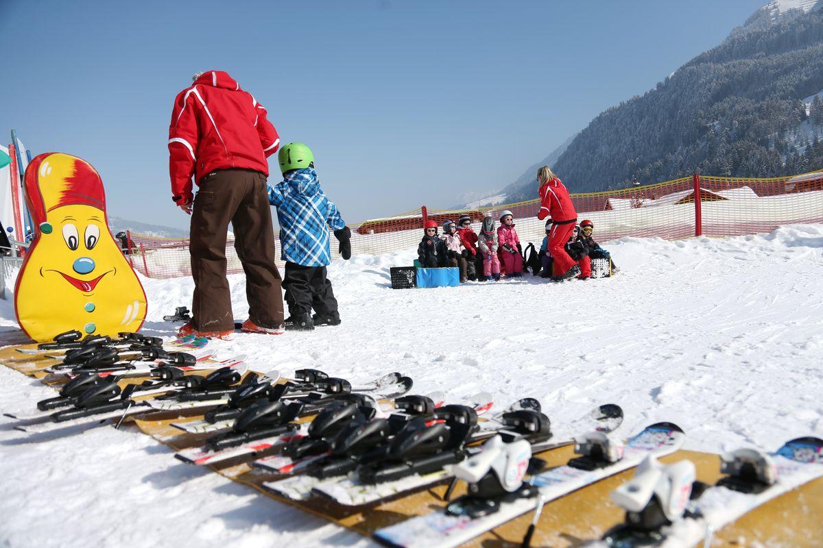 Ski OK - Sonnenski