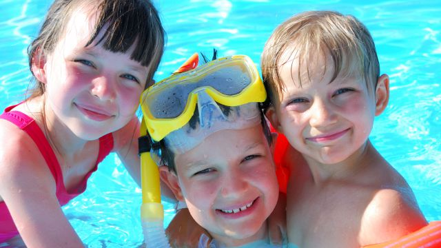 Schwimmkurs inklusive!
