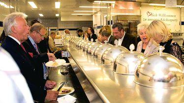 Küchenparty auf dem Dollenberg