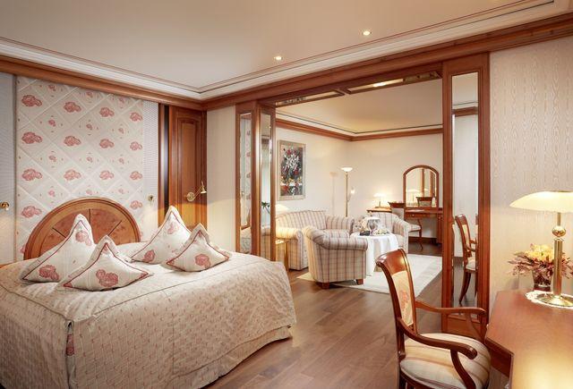Hotel Dollenberg in Bad Peterstal–Griesbach: Suite type I vue sur le vignoble (Last Minute)