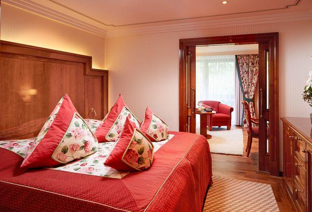 Hotel Dollenberg in Bad Peterstal–Griesbach: Suite type III (Last Minute)