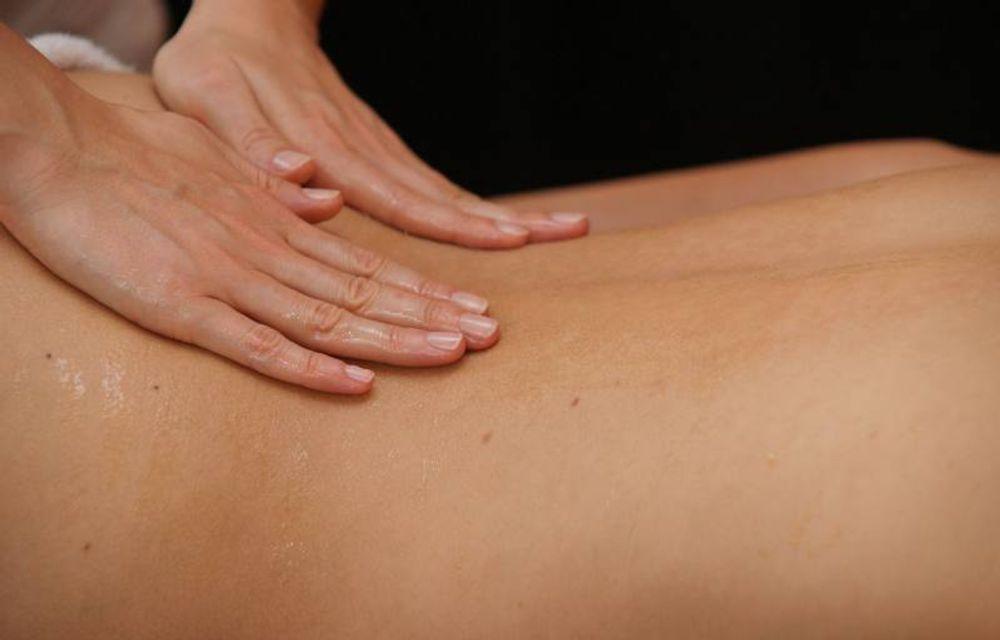 Klassische Massage - Teilkörper