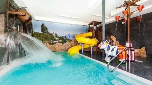 Ein Sommerurlaub voller Abenteuer und Nervenkitzel im Familotel Family Home Alpenhof in Südtirol.