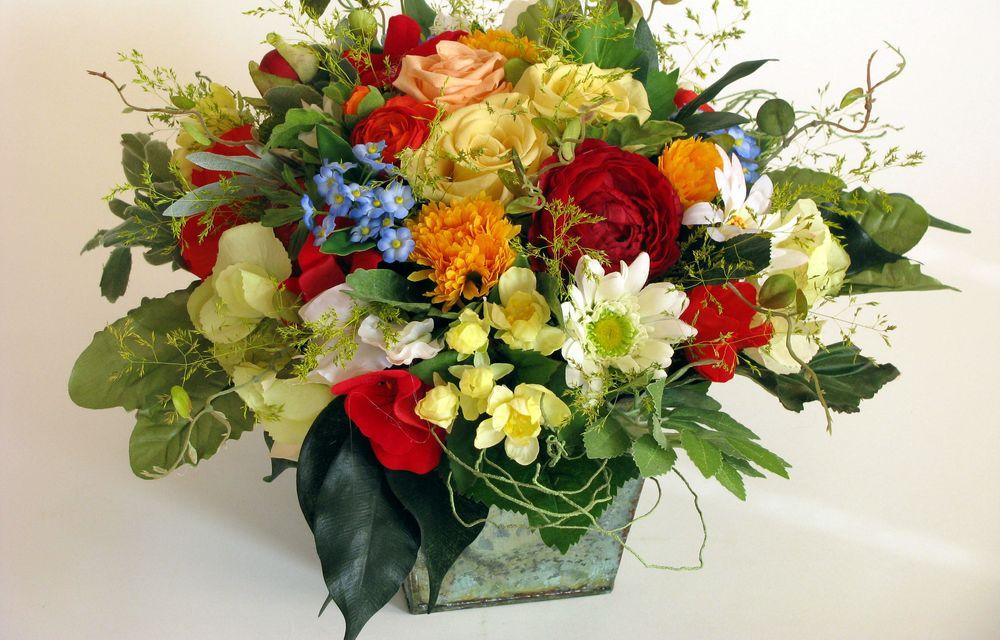 Blumenstrauß zum besonderen Anlass