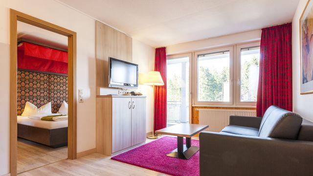 Suite | 35 qm - 2-Raum