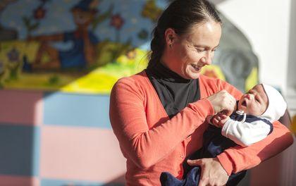 Babytage am Feldberg