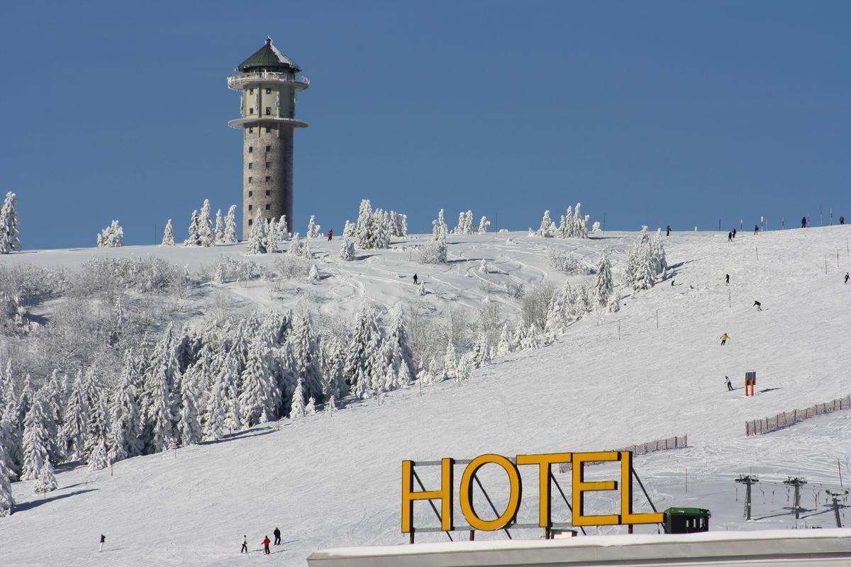 Winter Hit im Schwarzwald *