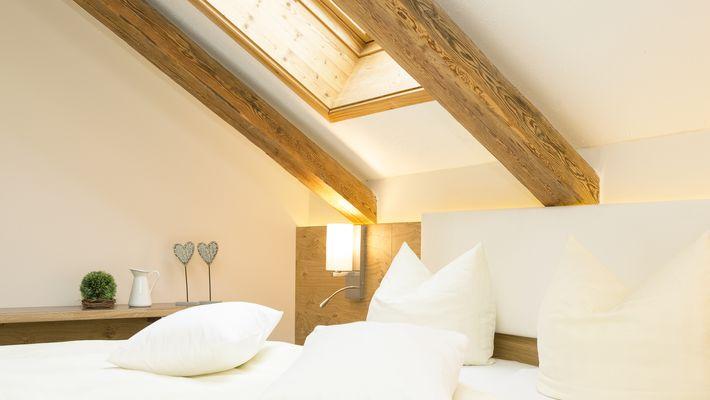 """Hotel Zimmer: Family-Suite Schreinerhof """"Top D"""" - Schreinerhof in Schönberg"""