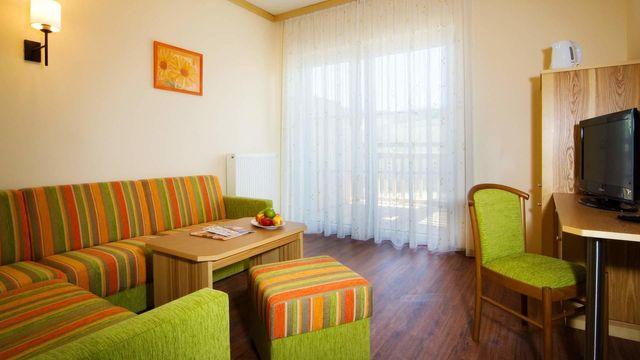 Appartement Exklusiv | 60 qm - 3-Raum